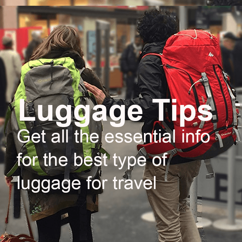 Luggage Tips